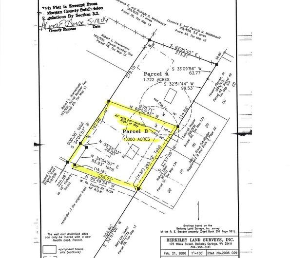 Grove Heights Road PARCEL B